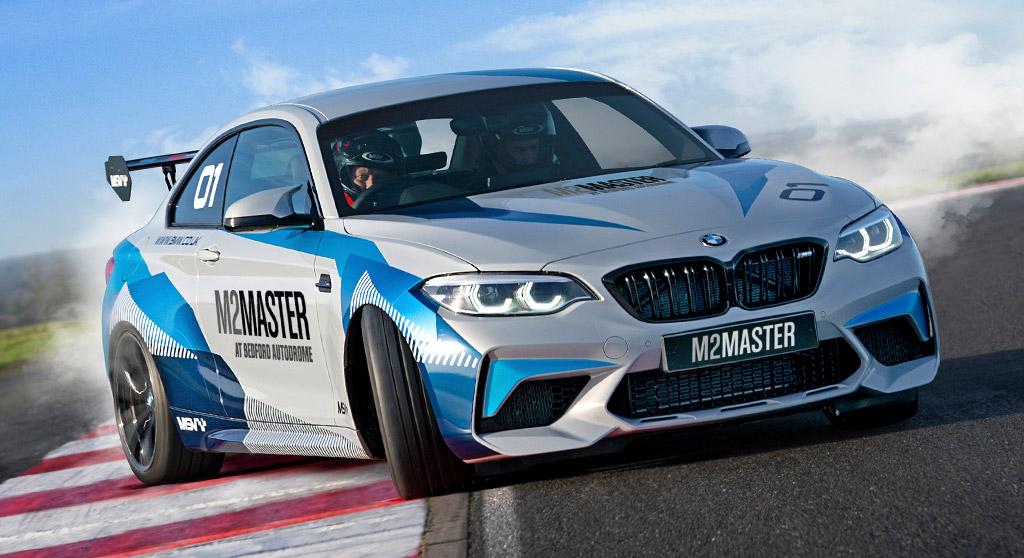 מגניב ביותר Driving Experience   BMW M2 Master From £99   MSV JZ-72
