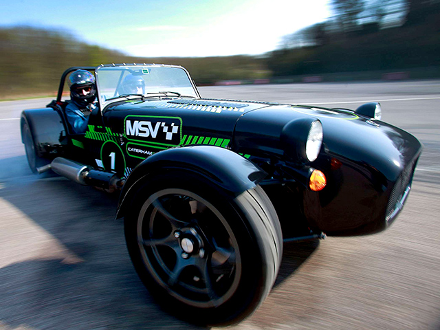 Caterham CDX Drive Experience
