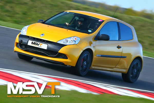 Car Track Day Vouchers
